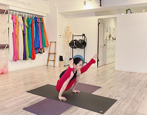 《終了》★Universal Yoga★イベントクラス